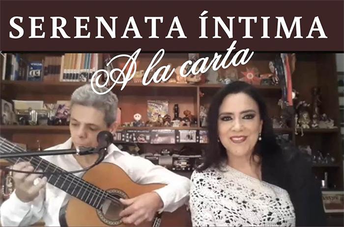 serenata a la carta con Carmen Usuga
